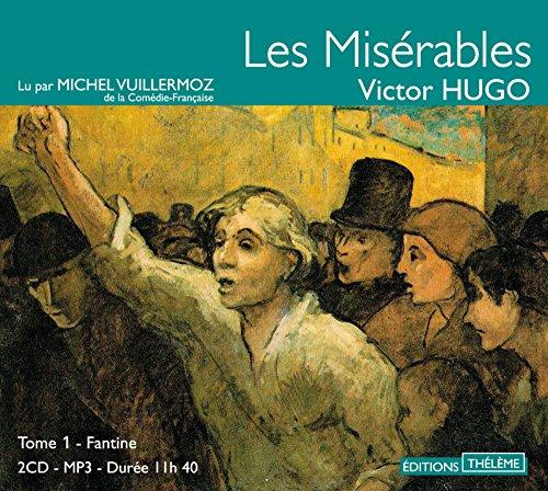LES MISERABLES - TOME 1 FANTINE: HUGO VICTOR