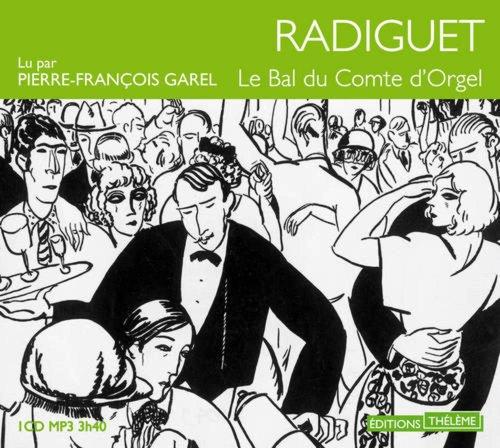 9782878626476: Le Bal du Comte d'Orgel (Livre audio)