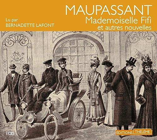 9782878626766: Mademoiselle Fifi et autres nouvelles - audio CD (French Edition)