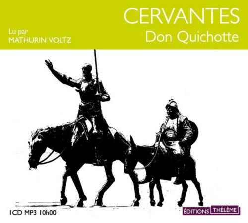 Don Quichotte: Cervantes/