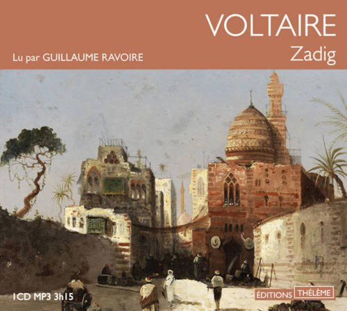 9782878627275: Zadig- CD MP3 in French (French Edition)