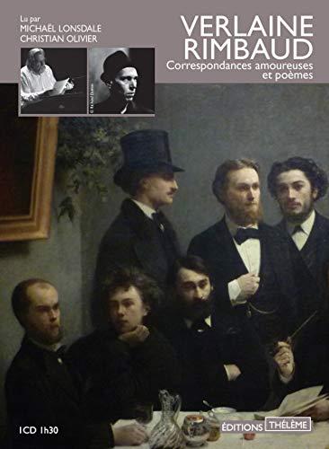 Correspondances amoureuses et poèmes: Verlaine, Paul