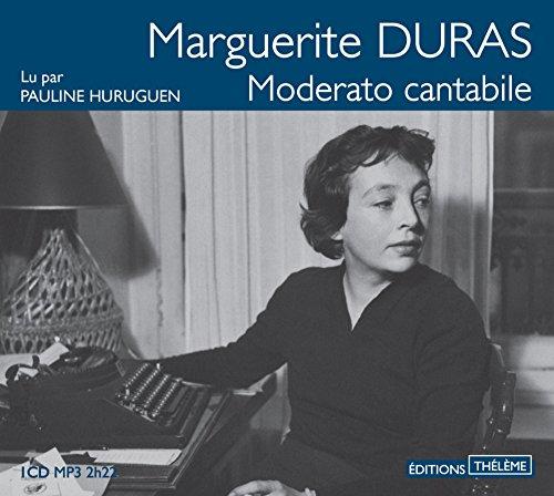 Moderato cantabile [mp3]: Duras, Marguerite