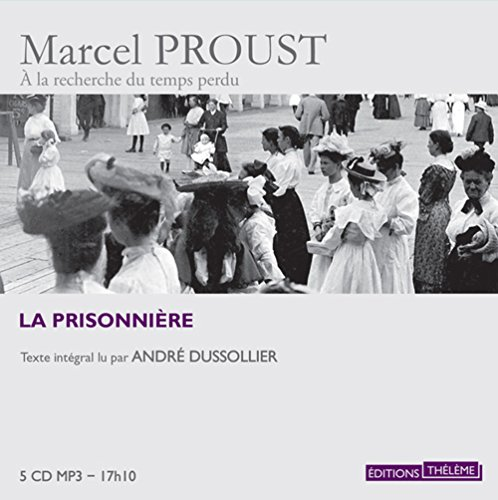 9782878628135: La Prisonnière (French Edition) SET OF 5 AUDIO CD MP3