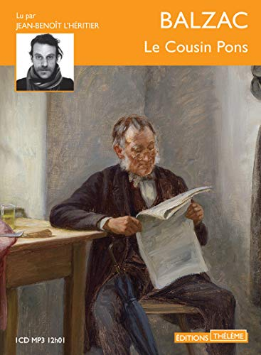Cousin Pons (Le) [mp3]: Balzac, Honoré de
