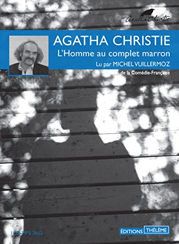 HOMME AU COMPLET MARRON -L- 1 CD MP3 3H: CHRISTIE AGATHA VUIL