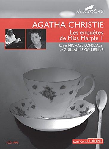 9782878629309: Les enquêtes de Miss Marple