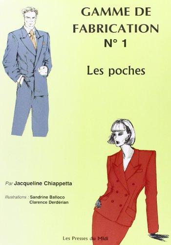 9782878672725: Les Poches (Gamme de Fabrication)