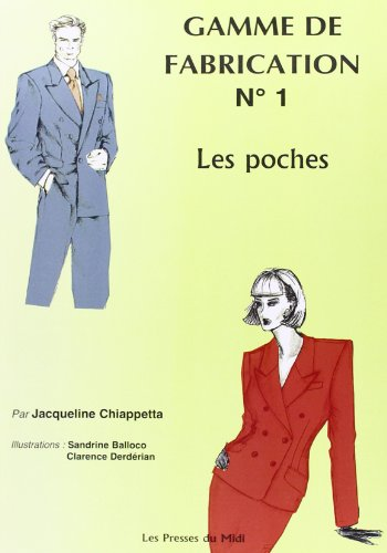 9782878672725: Les Poches (Gamme de Fabrication) (French Edition)