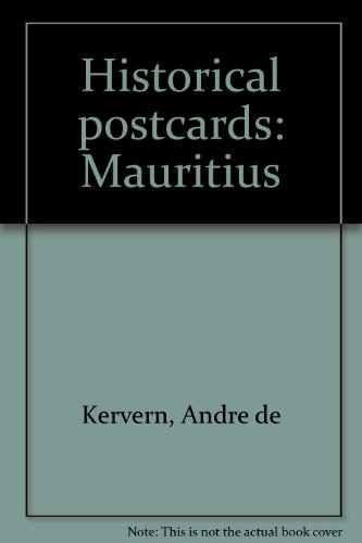Historical Postcards Mauritius: Andre De Kerven