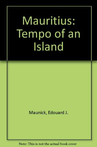 9782878680133: Mauritius: Tempo of an Island