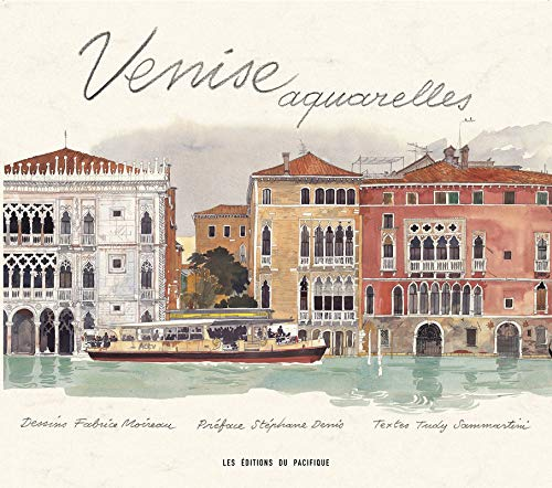 Venise (French Edition) (2878680650) by Tudy Sammartini