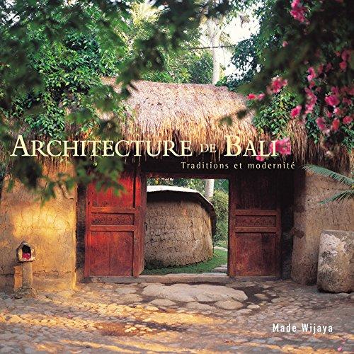 9782878680973: Architecture de Bali : Traditions et modernité
