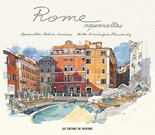 Rome : Aquarelles: Collectif