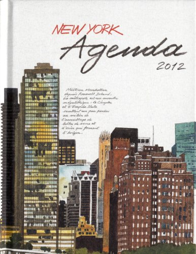 New-York agenda 2012 (9782878681468) by [???]