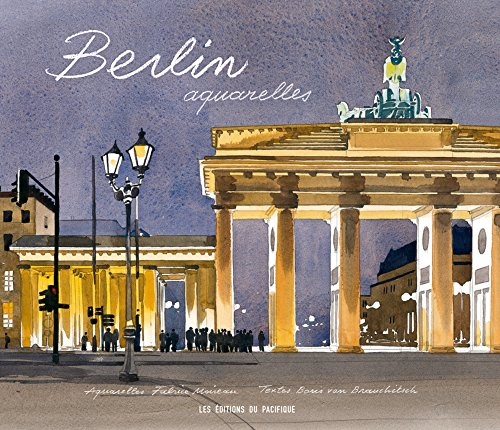 9782878681864: Berlin aquarelles