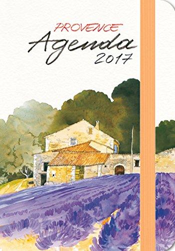 AGENDA PROVENCE 2017 PETIT FORMAT: MOIREAU FABRICE