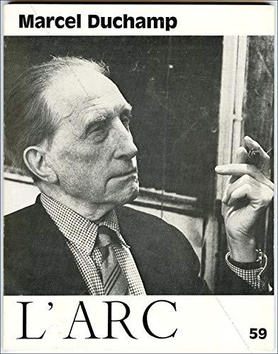 9782878770179: Marcel Duchamp - Revue L'Arc