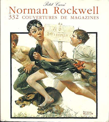 9782878781052: Norman rockwell - 332 couvertures de magazines