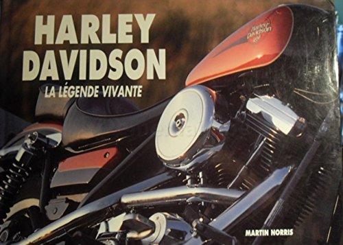 9782878781250: Harley davidson - la légende vivante