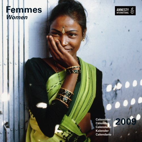 9782878787825: 2009 cal 30 X 30 amnesty femmes