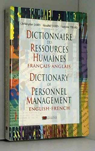 9782878801088: Dictionnaire des ressources humaines français anglais / anglais français