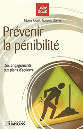9782878809169: Prévenir la pénibilité : Des engagements aux plans d'action
