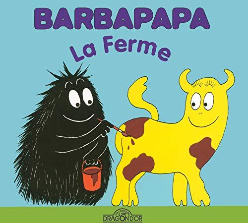 9782878813135: La Petite Bibliotheque De Barbapapa: La Ferme