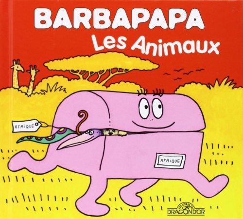 9782878813265: La petite bibliotheque de Barbapapa: Les animaux