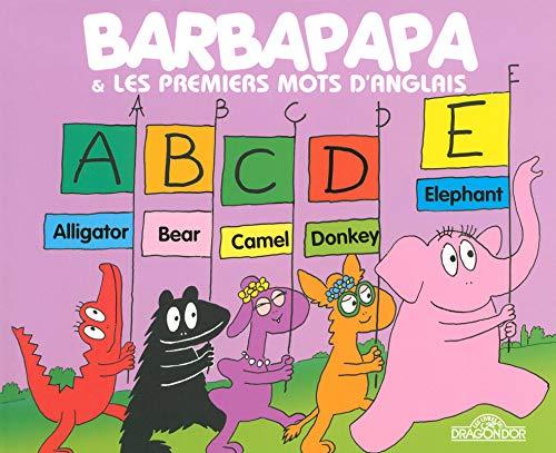 9782878813739: La Bibliotheque De Barbapapa: Barbapapa ET Les Premiers Mots D'Anglais (French Edition)