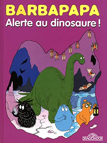 9782878819465: Barbapapa BD - Alerte au dinosaure !