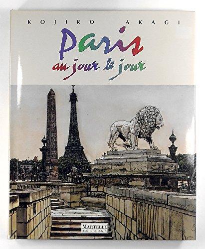 9782878900514: Paris au jour le jour (French Edition)