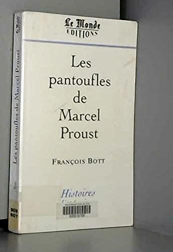 9782878991116: Histoires littéraires : Les pantoufles de Marcel Proust