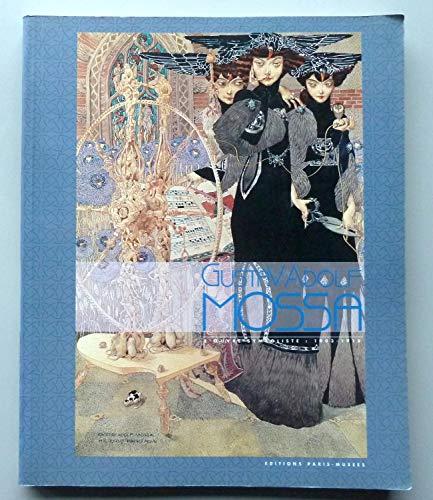 9782879000794: Gustav Adolf Mossa: L'oeuvre symboliste, 1903-1918 : [exposition] Pavillon des arts, 19 juin-27 septembre 1992 (French Edition)