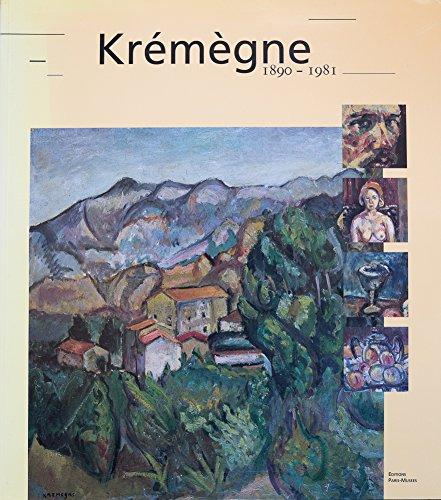 9782879001326: Kremegne 1890-1981 (French Edition)