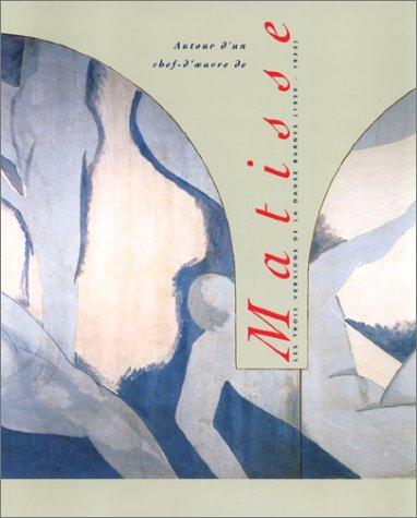 Autour d'un chef-d'oeuvre de Matisse. Les trois: PAGE, Suzanne ;
