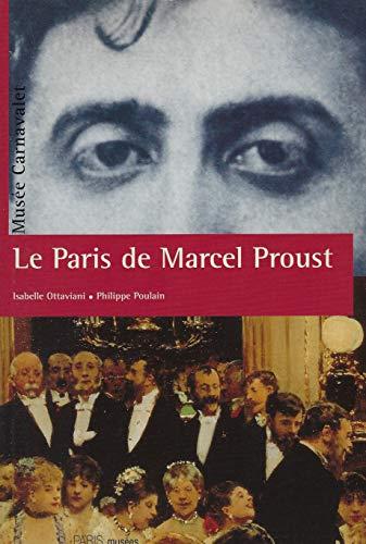 9782879002835: Paris de Marcel Proust