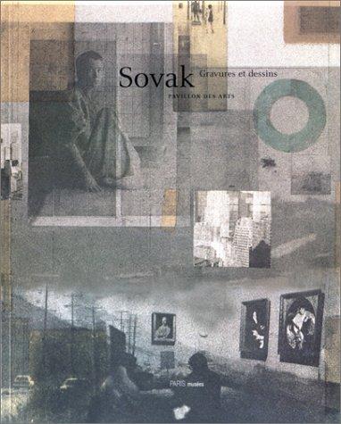Gravures et dessins. Ausstellung Pavillon des Arts,: SOVAK, Pravoslav: