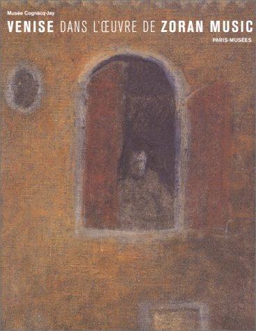 9782879004723: Venise dans l'oeuvre de Zoran Music