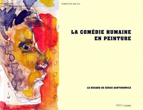 9782879005072: La Comédie humaine en peinture