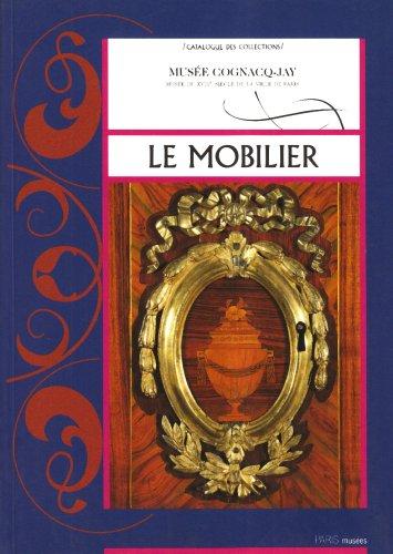 9782879005287: Le mobilier. Catalogue des collections du Musée Cognacq-Jay