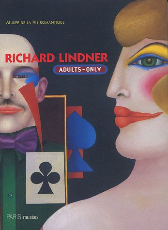 9782879008707: Richard Lindner (1901-1978) : Adults only