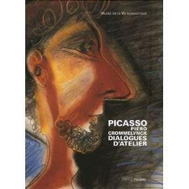 Picasso, Piero Crommelynck : dialogues d'atelier : exposition, Musée de la vie ...
