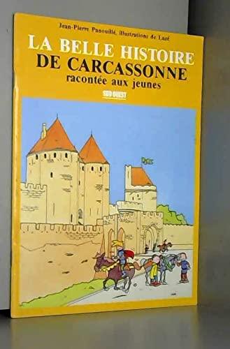 9782879010540: Belle histoire de carcassonne