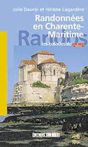 9782879013633: Randonnées en Charente-Maritime : les balades de Sud-Ouest Dimanche
