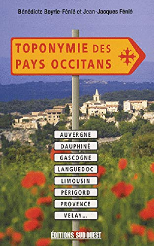 9782879018089: Toponymie des pays occitans (French Edition)