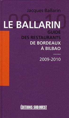 9782879019796: Aed ballarin 2009/2010 gde restaurants