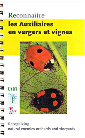 9782879111650: Reconnaître les auxiliaires en vergers et vignes : Recognizing natural enemies in orchards and vineyards