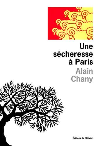 9782879290102: Une sécheresse à Paris