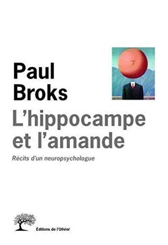 9782879294582: L'hippocampe et l'amande : R�cits d'un neuropsychologue